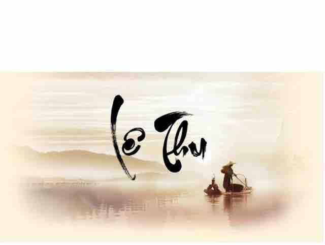 Bài Thánh Ca Buồn- NS Nguyễn Vũ