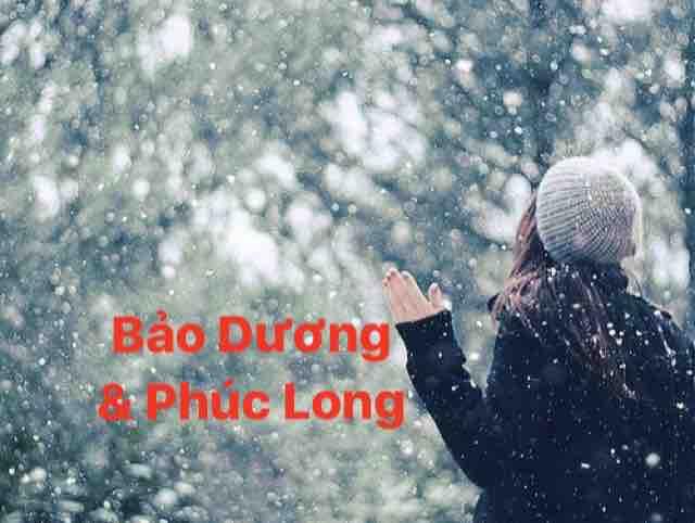 Mùa Đông Của Anh  ~ Bảo Dương ^ Phúc Long
