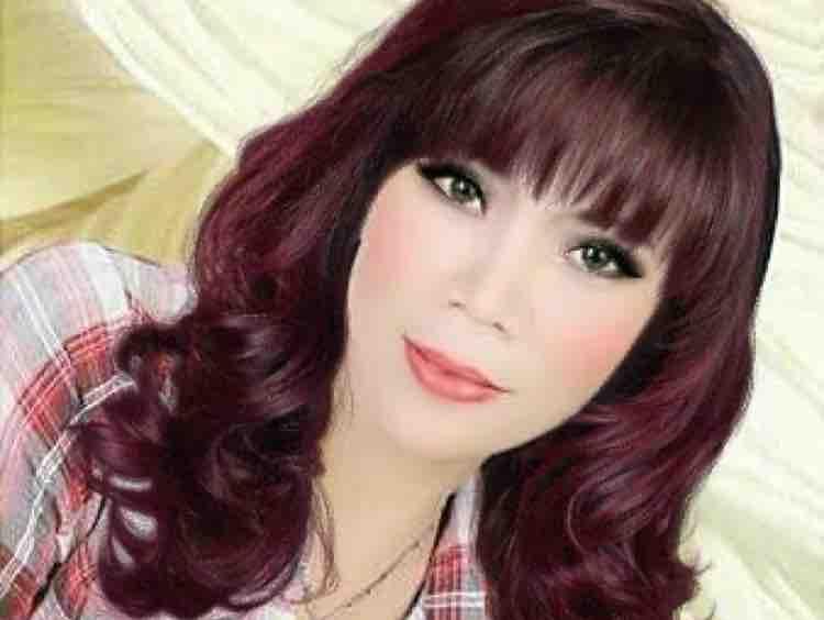 Karaoke Tà áo cưới (tone nữ) - LiLy Thanh Huệ