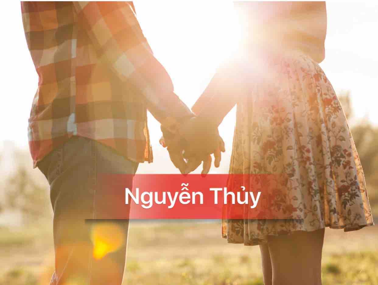 Nguyễn Thủy  ❣️Quà cho anh❣️