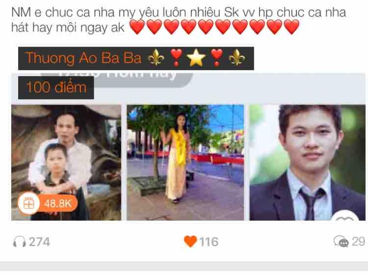 Thuong Ao Ba Ba ⚜️❣️⭐️❣️⚜️