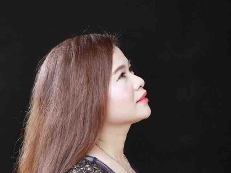 [Karaoke MV HD] Chia Tay Hoàng Hôn - Sáng tác: Thuận Yến