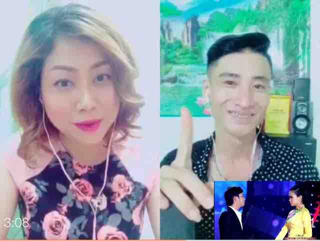 [KARAOKE] Nếu Anh Đừng Hẹn - Thiên Quang ft Quỳnh Trang