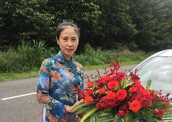 Quê Hương Ba Miền Karaoke - Lưu Ánh Loan Ka Thy Nguyen