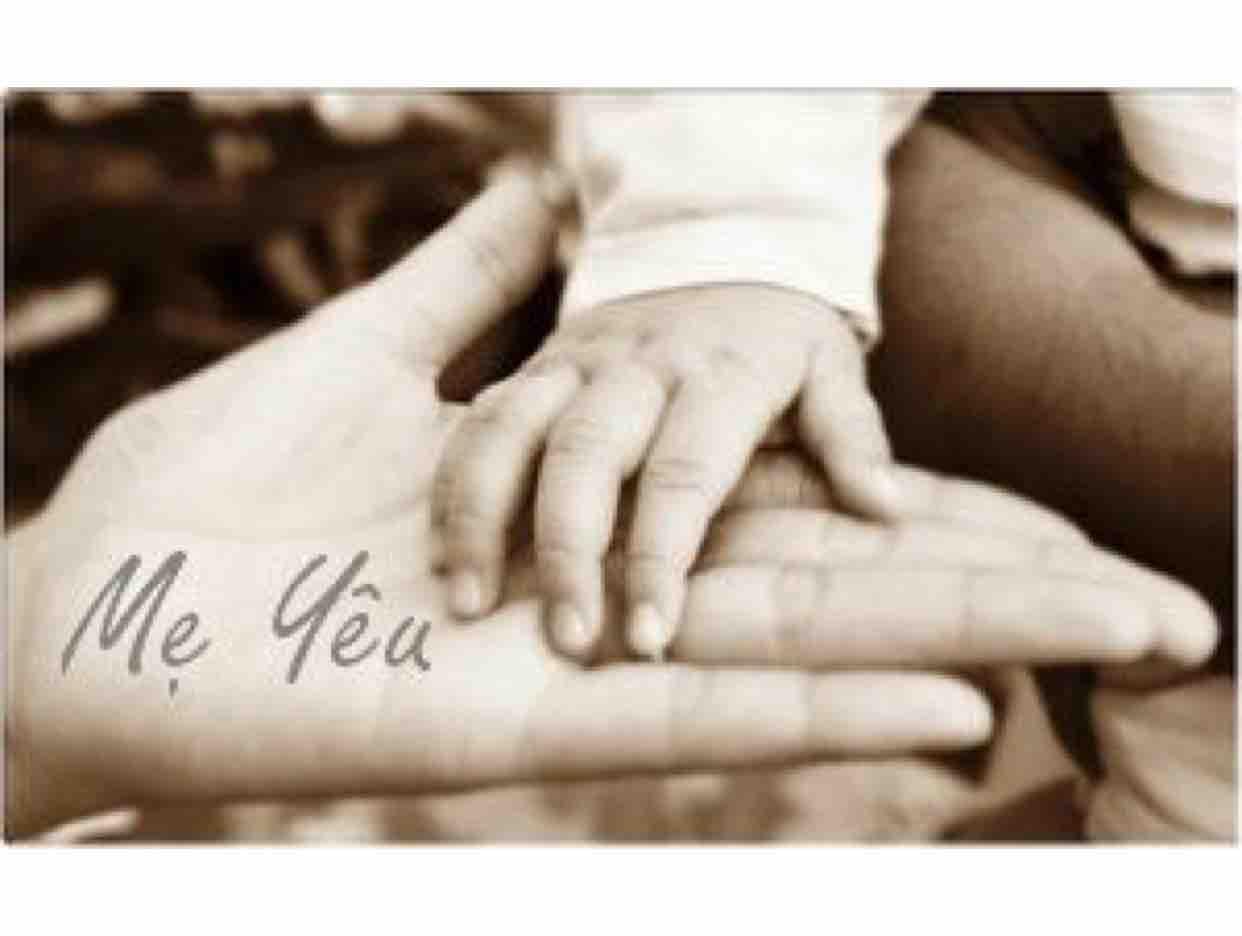 ❤️ Mẹ Yêu ❤️