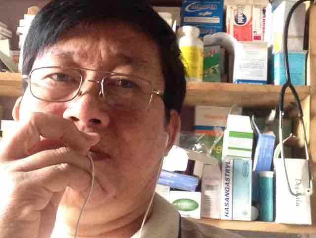 Tự nguyện- NS Trương Quốc Khánh ( tone nam)