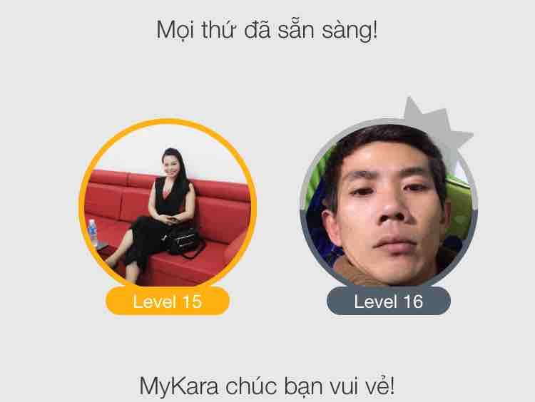 Đẹp Mối Duyên Quê-Karaoke- Huynh Nha ft Thuan Mai