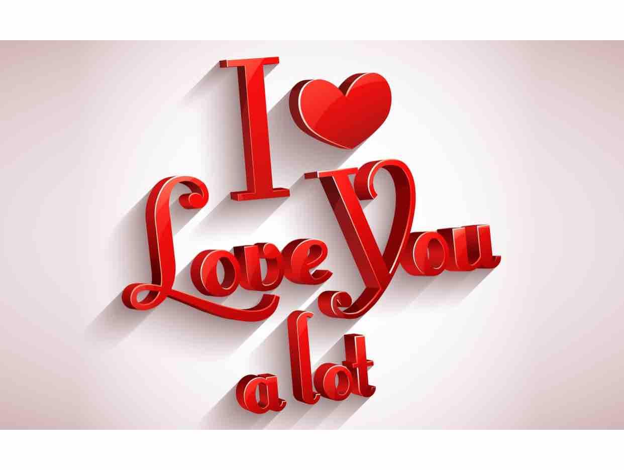 ❤️ Và tôi cũng yêu em ❤️