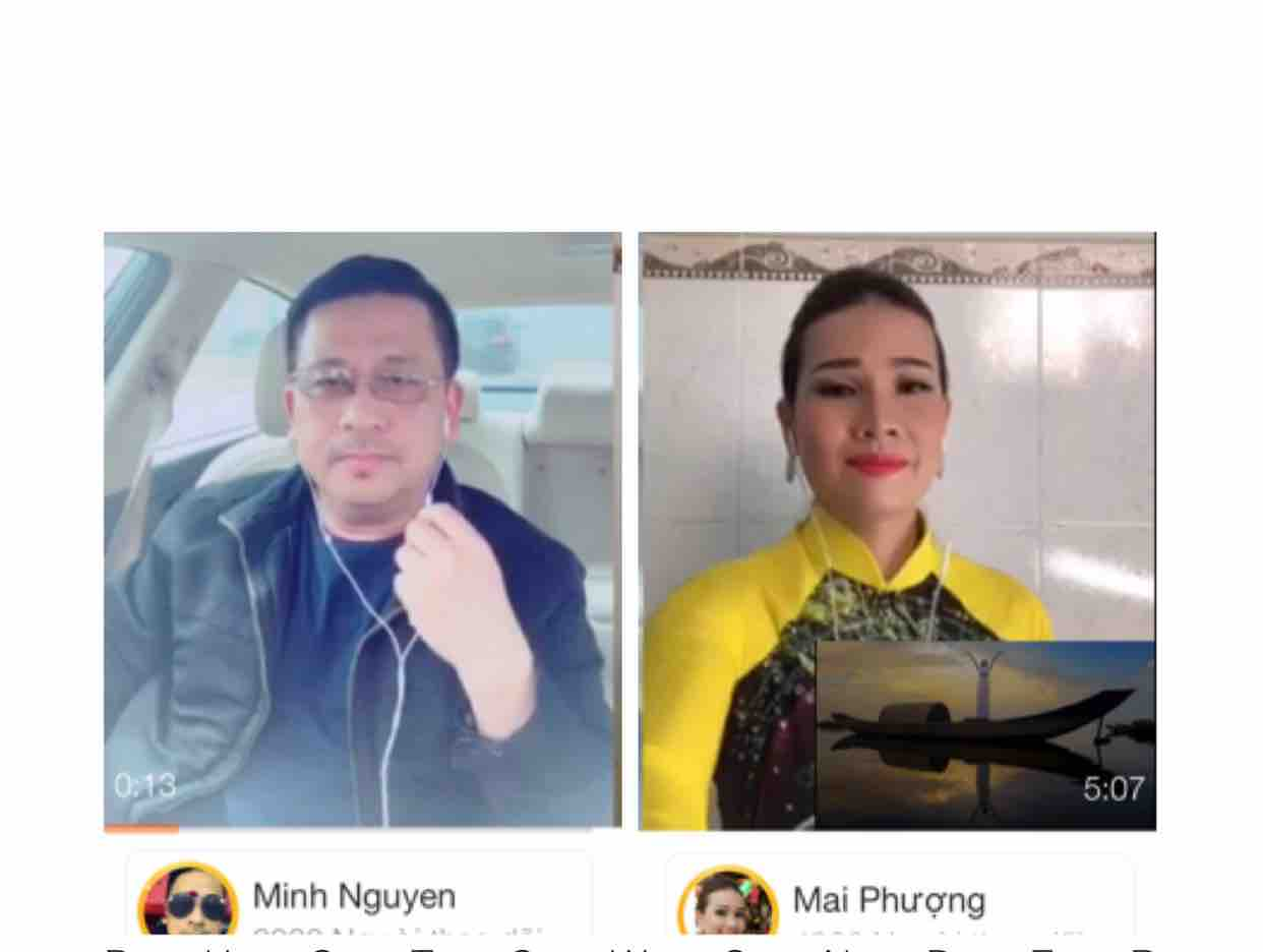 ❤️Đò chiều❤️Minh Nguyen & Mai Phuong
