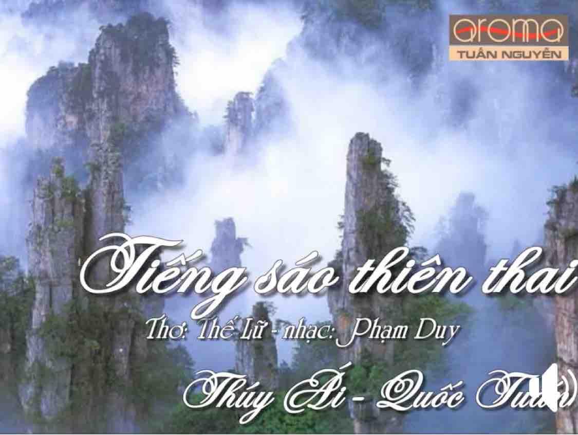 Tiếng sáo Thiên Thai- Tone Nữ (bè cho nữ)
