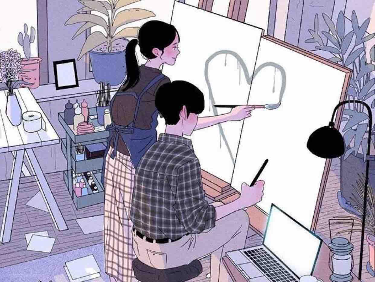 You & Me.V♥️K