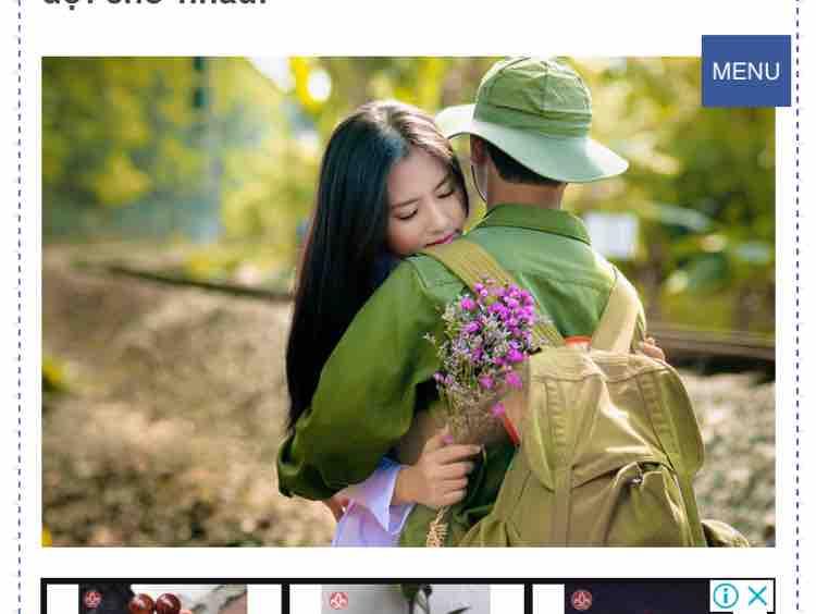 Vườn Tao Ngộ || Phong & Như