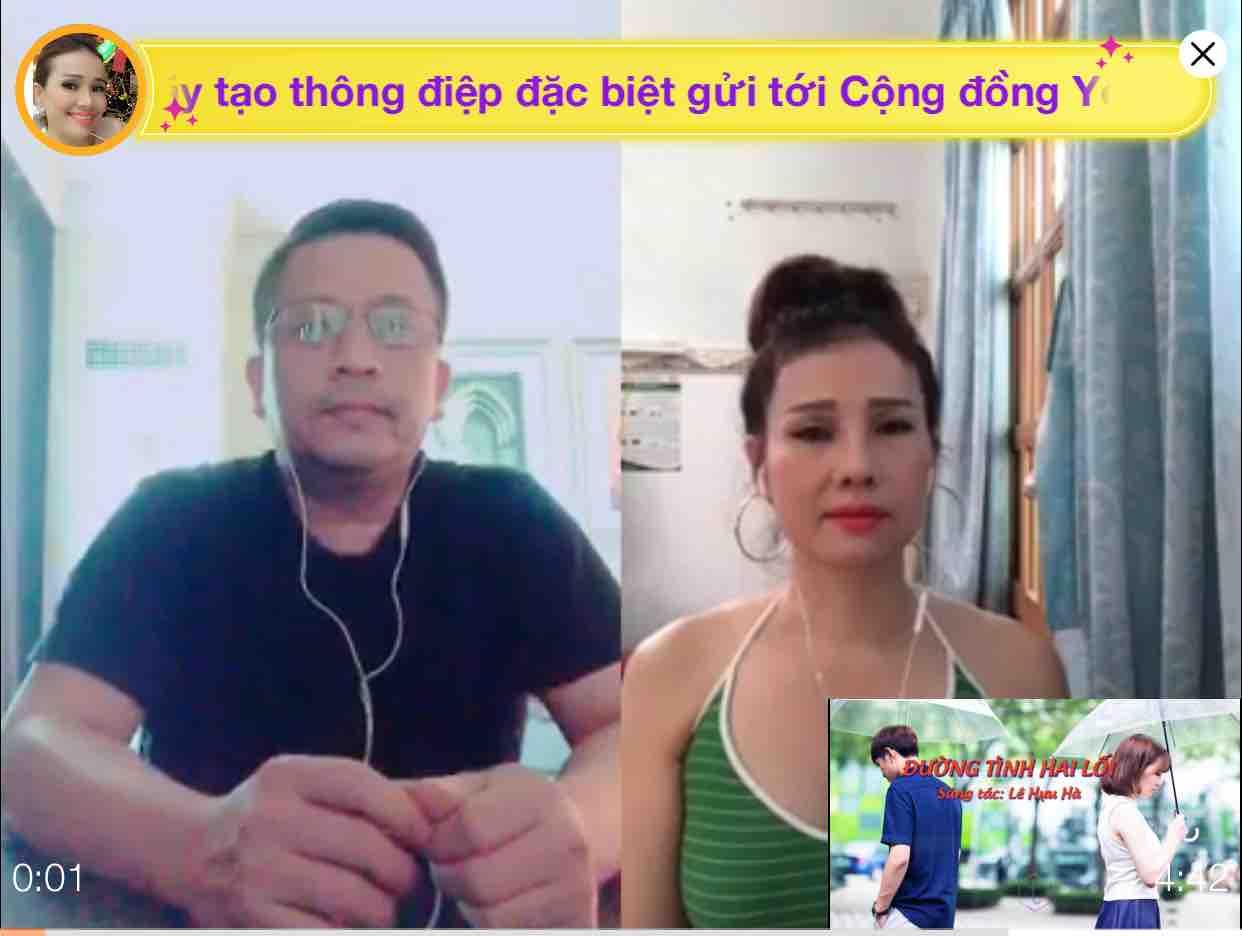 ĐƯỜNG TÌNH HAI LÔi❤️Minh Nguyen& Mai Phuong❤️