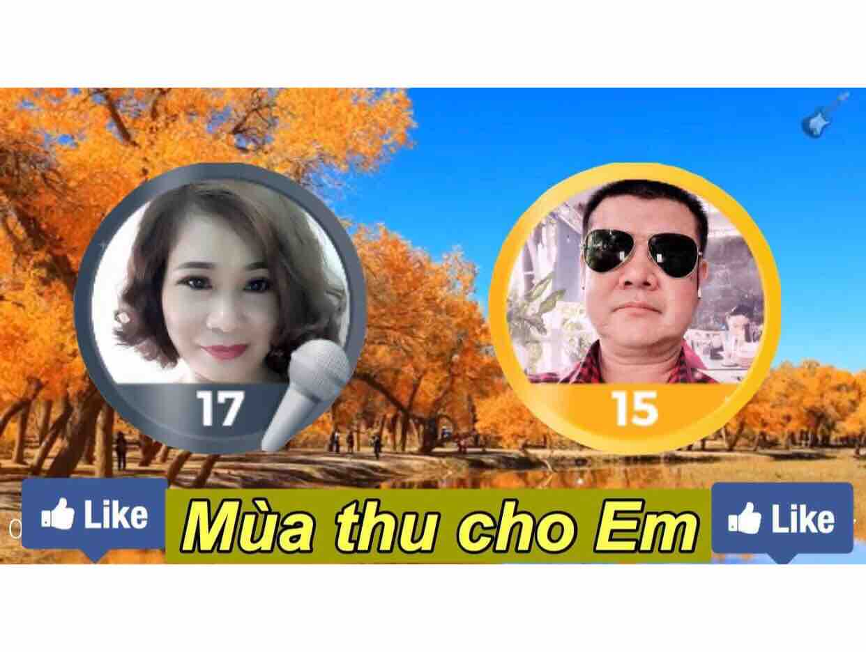 ☘️❤️Mùa Thu Cho Em❤️☘️Hùng Đầu Đinh &Thanh Thủy