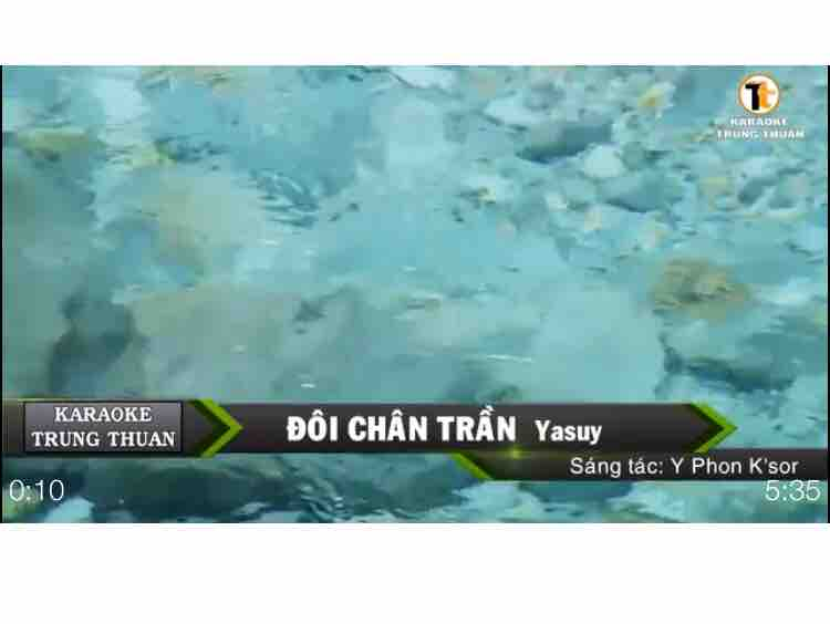 ĐÔI CHÂN TRẦN - Tuấn Phạm ft RAIN OF LOVE