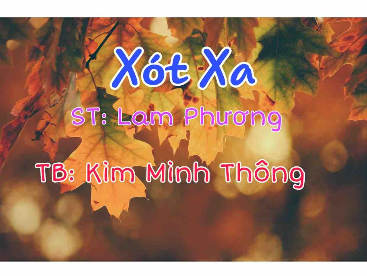 Xót Xa Lam Phương