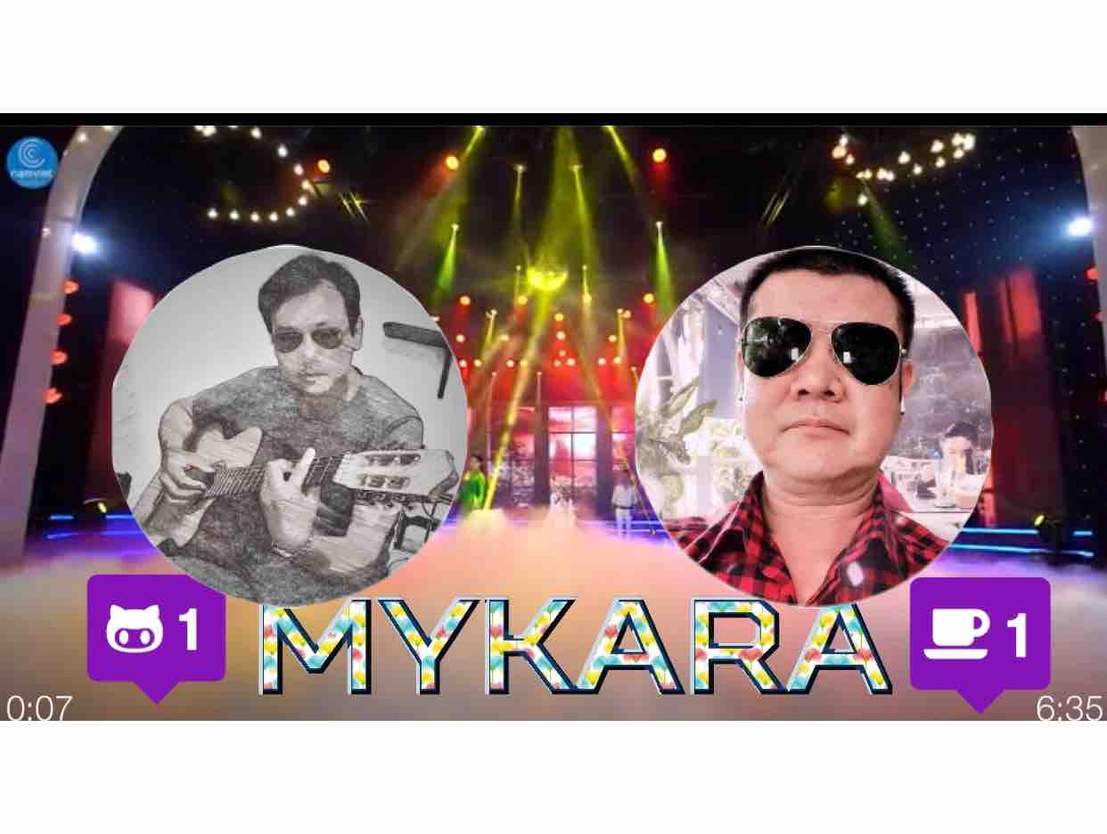 [Karaoke HD] Hai Mùa Mưa - Tuấn Phạm ft