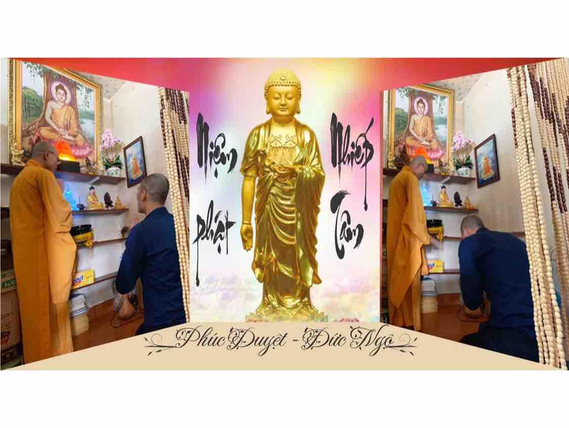 Niệm Phật nhiếp tâm