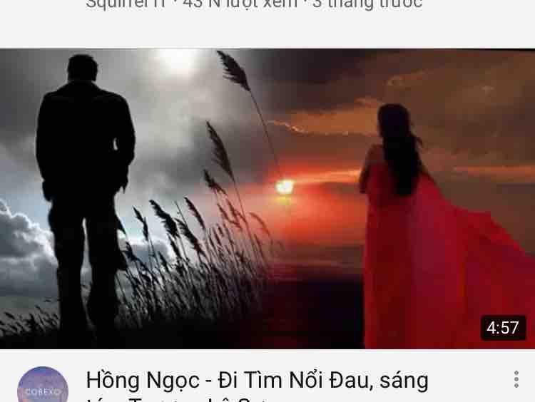 Bên Bến Sông Buồn -Quỳnh Như