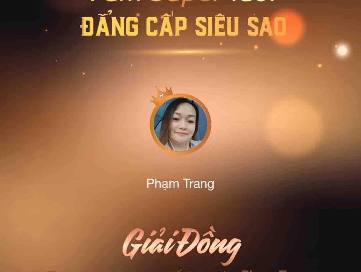 Phạm Trang  ?♀️Cánh Hoa Yêu ?♀️