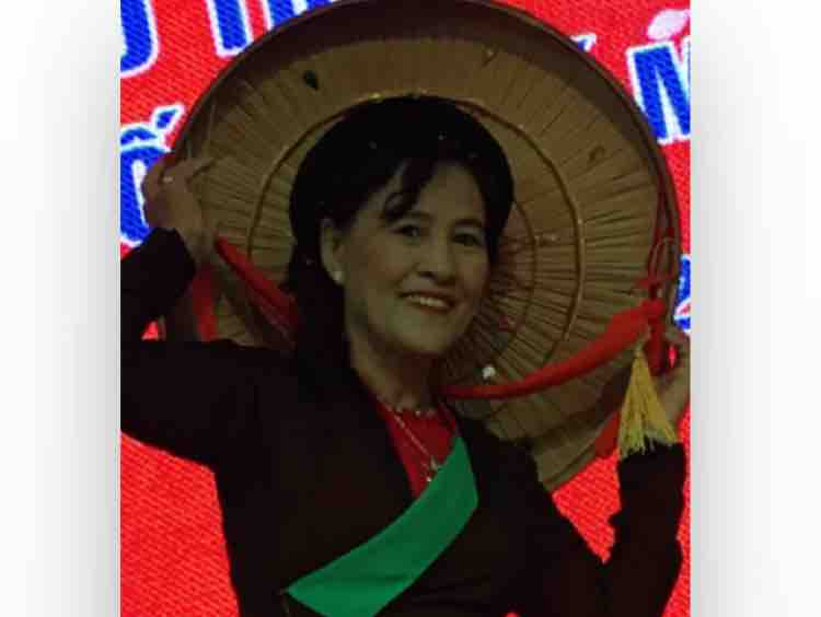 Karaoke vọng cổ NƯỚC MẮT MỴ CHÂU - Song ca [T/g Bông Dừa]