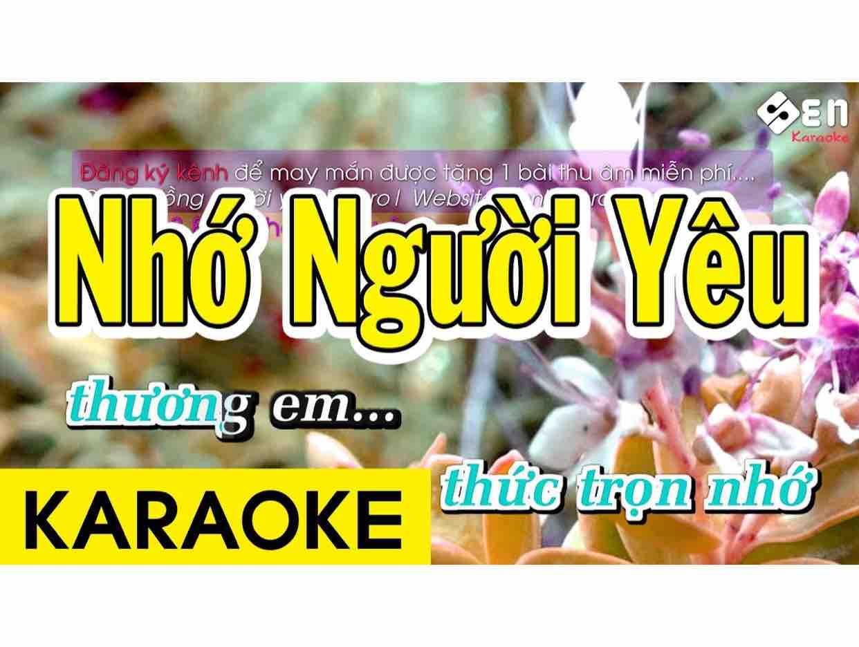 ♍️Nhớ Người Yêu ♍️Nhân Nguyễn ft Đan Anh