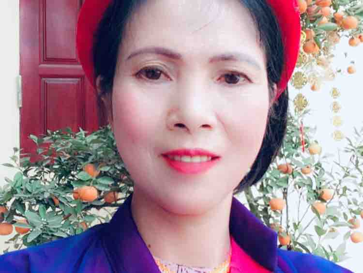 Karaoke Hát Chèo _ song ca _ Nhớ Về Hội Lim _ SL ; Hồng Hoa