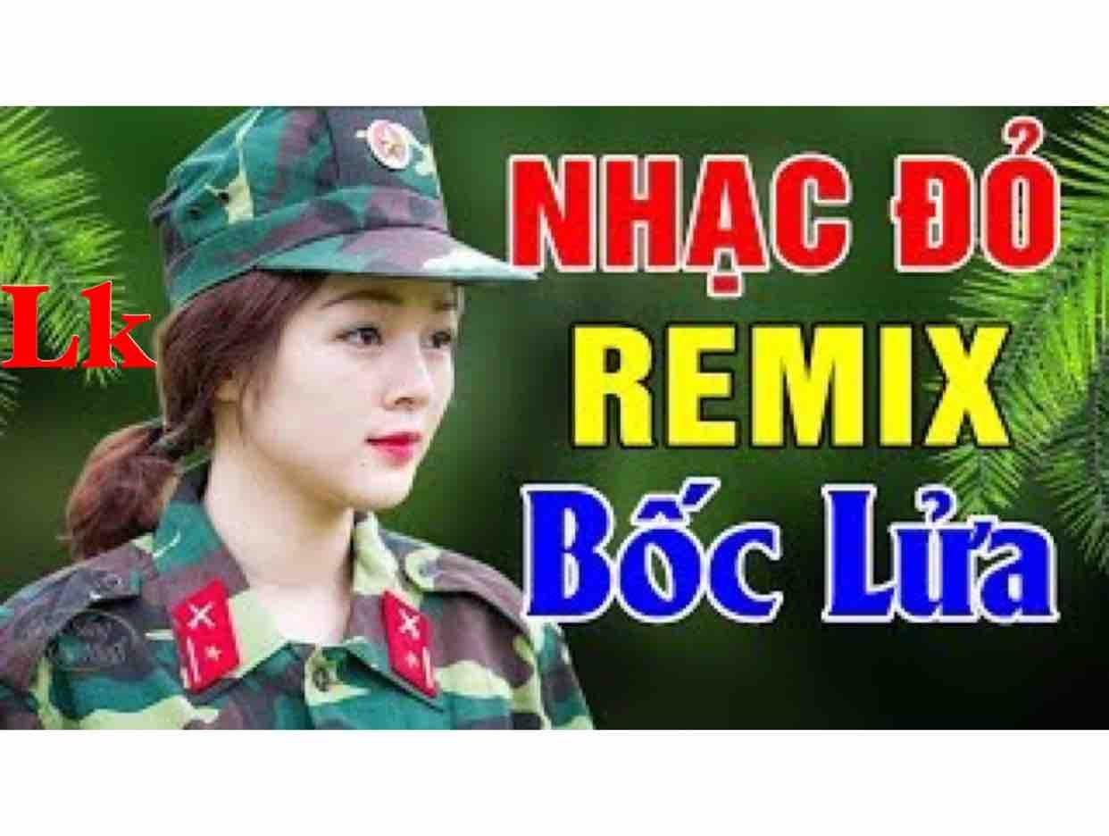 Hà M Hùng ❤️ Lk Nhạc Đỏ Remix ⭐️
