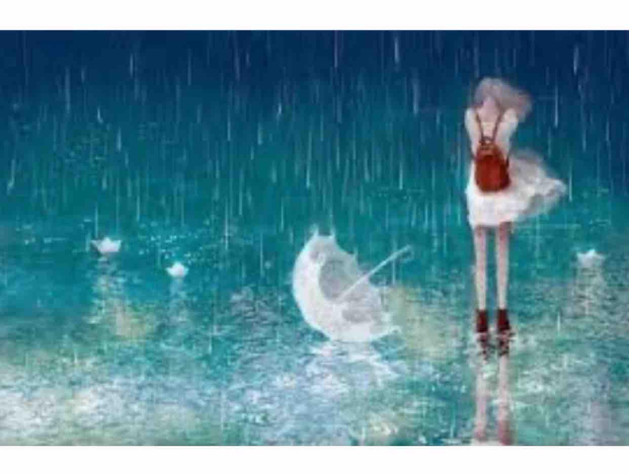 [Karaoke version]Hận tình trong mưa